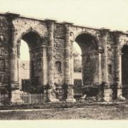 Reims 51 la porte de mars cpa
