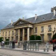 Reims 51 le palais de justice