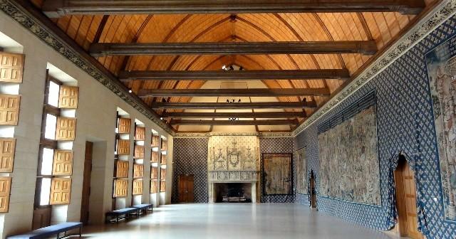 Reims 51 le palais du tau la salle
