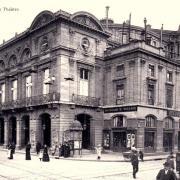 Reims 51 le theatre cpa