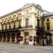 Reims 51 le theatre