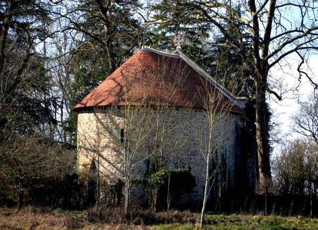 Rémilly (Nièvre) La chapelle Saint Michel