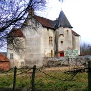 Rémilly (Nièvre) Le château du bourg