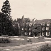 Rémilly (Nièvre) Le château Saint Michel CPA