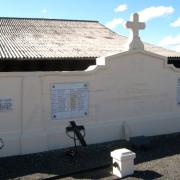 Rémilly (Nièvre) Le monument aux morts