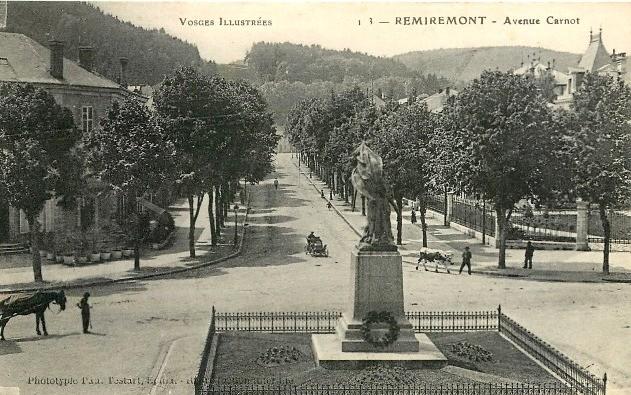 Remiremont 88 l avenue carnot cpa