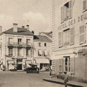 Remiremont 88 l hotel des deux clefs cpa
