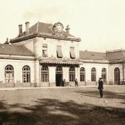Remiremont 88 la gare cpa