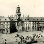 Rennes (Ille-et-Vilaine) L'Hôtel de Ville CPA