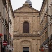 Rennes (Ille-et-Vilaine) La basilique Saint-Sauveur