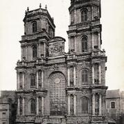 Rennes (Ille-et-Vilaine) La cathédrale Saint-Pierre CPA
