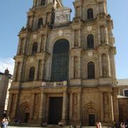 Rennes (Ille-et-Vilaine) La cathédrale Saint-Pierre