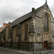 Rennes (Ille-et-Vilaine) La chapelle Saint-Yves (Office du Tourisme)