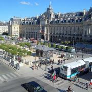 Rennes (Ille-et-Vilaine) La Place de la République