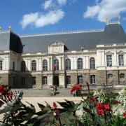 Rennes (Ille-et-Vilaine) Le Palais du Parlement de Bretagne