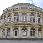 Rennes (Ille-et-Vilaine) Le théâtre-opéra
