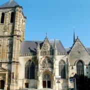 Rethel (08) L'église Saint-Nicolas