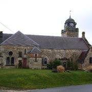 Rethel (08) L'église Saint-Pierre de Pargny-Resson
