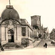 Rethel (08) La Caisse d'Epargne CPA
