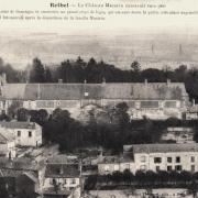 Rethel (08) Le château CPA