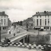 Rethel (08) Le pont sur l'Aisne CPA
