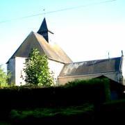 Révillon (Aisne) église Saint-Pierre