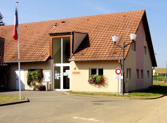 Rohr 67 la mairie