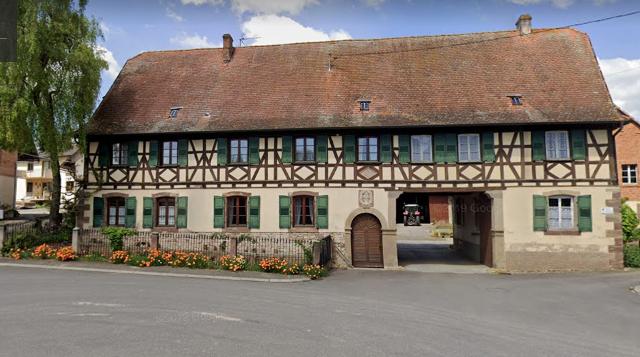 Rohr 67 la metairie de l abbaye de graufthal