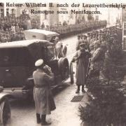 Romagne-sous-Montfaucon (Meuse) 1914-1918, hôpital allemand CPA