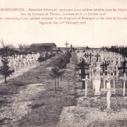 Romagne-sous-Montfaucon (Meuse) Cimetière allemand, CPA