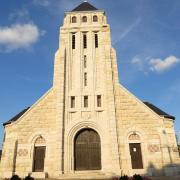 Romagne-sous-Montfaucon (Meuse) L'église Saint-Michel