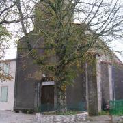 Roqueredonde (Hérault)  L'église