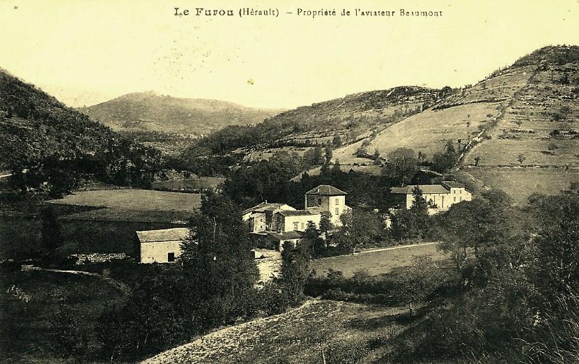 Roqueredonde (Hérault) Le Furou CPA