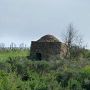 Roquetaillade (Aude) Une capitelle