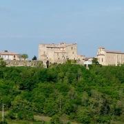 Roquetaillade (Aude) Vue générale