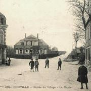 Rouville (Seine Maritime) Mairie CPA