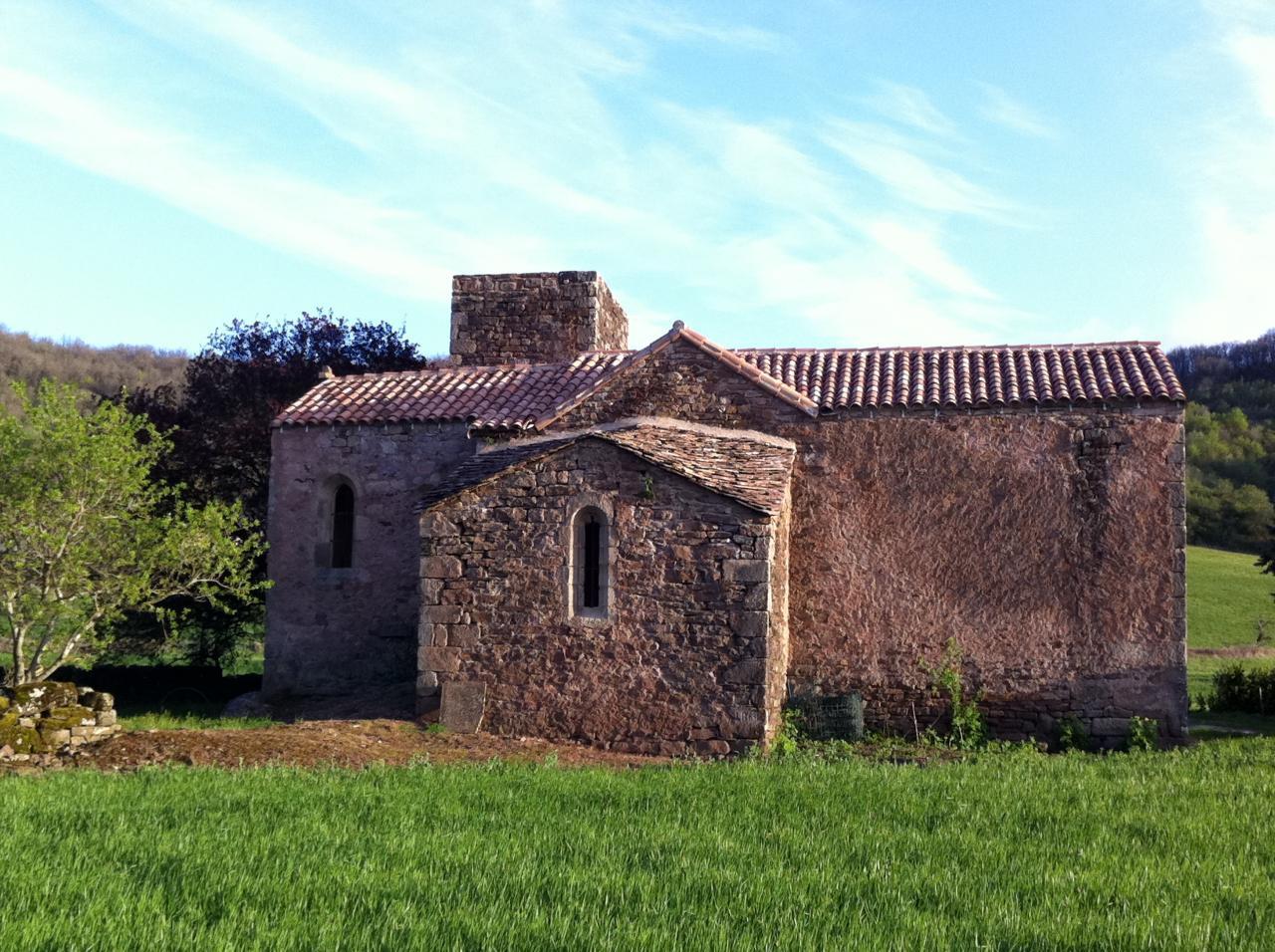 Saint-Affrique (Aveyron) Bedos, l'église