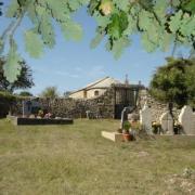 Saint-Affrique (Aveyron) Boussac, le cimetière