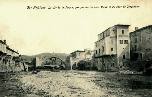 Saint-Affrique (Aveyron) CPA