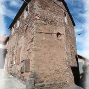 Saint-Affrique (Aveyron) Le Cambon, l'ancienne chapelle Saint-Martin