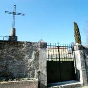 Saint-Affrique (Aveyron) Tiergues, le cimetière