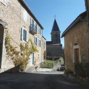 Saint-Affrique (Aveyron) Vailhauzy, l'ancienne école