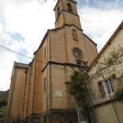 Saint-Affrique (Aveyron) Vendeloves, l'église