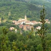 Saint-Affrique (Aveyron) Vendeloves, vue générale
