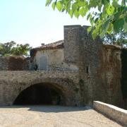 Saint-Bauzille-de-Putois (Hérault) Le château