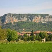 Saint-Bauzille-de-Putois (Hérault) Le massif du Thaurac