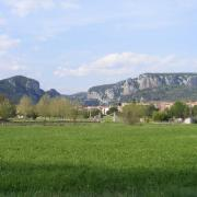 Saint-Bauzille-de-Putois (Hérault) Vue générale