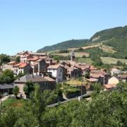 Saint-Beaulize (Aveyron) Vue générale