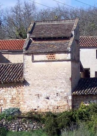 Saint-Beauzile (Tarn) le hameau La Dugarié