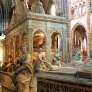 Saint denis seine saint denis la basilique interieur